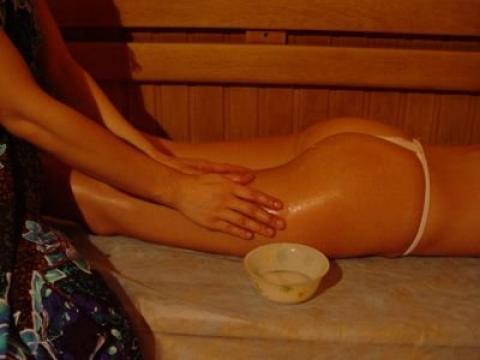 Баня от целлюлита с медом